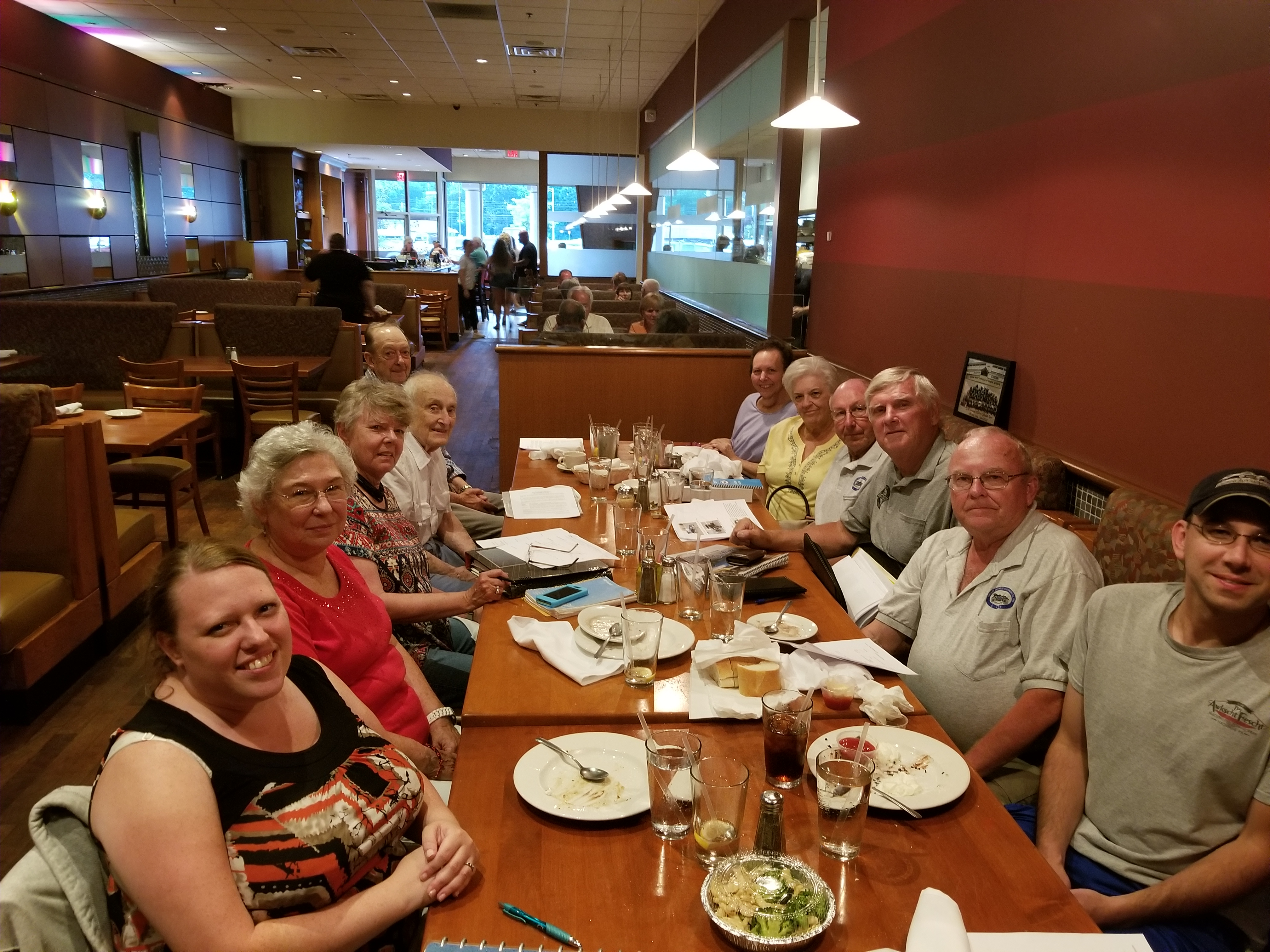July 10, 2018 Meeting